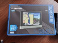 """Garmin nuvi 2447LM Sat Nav, 4.3"""" LCD Touch Screen with Free Lifetime Map Updates"""