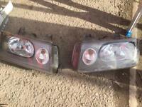 Front lights Peugeot, Citroen, Fiat