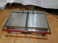 sirman double panini grill,panini press