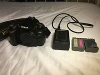 Nikon D90 in good condition