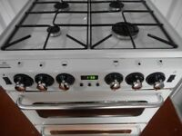 NEWWORLD/STOVES DOUBLE ALL GAS COOKER**AS NEW**