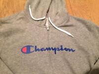 Champion xl zip hoodie and tracksuit bottoms size s