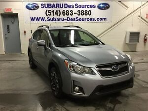 2016 Subaru Crosstrek Touring Package/Mags/Fog lamps/camera de r