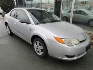2006 Saturn Ion 1 SPORTY 5-SPD COUPE
