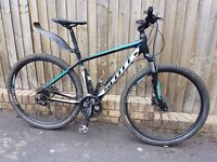 Scott Sportster X30 2014 Mountain Bike
