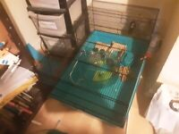 Large Hampster cage