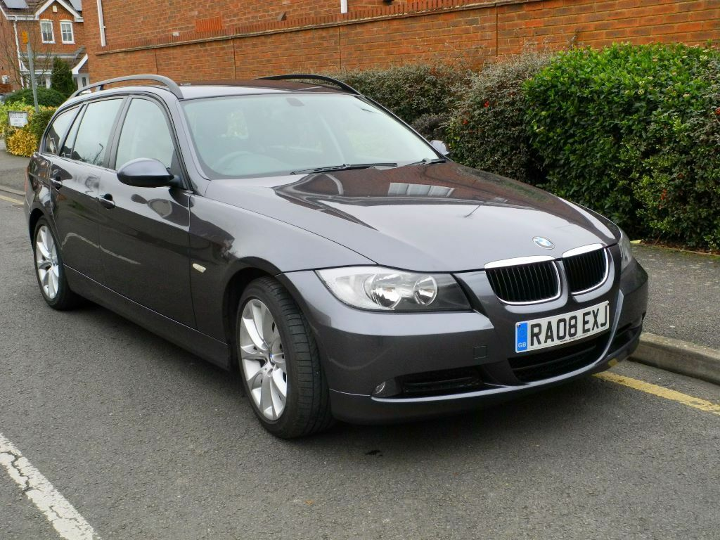 bmw 320d edition touring 2008 model year special edition full service history fully. Black Bedroom Furniture Sets. Home Design Ideas