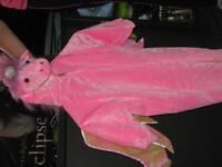 Costume de licorne rose