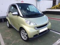 2009 smart fortwo - low miles - limited edition