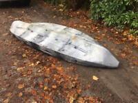 Sit on top kayak/canoe/boat