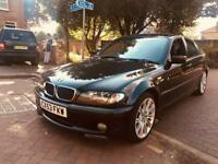 BMW 320d M SPORT 2003 YEAR FACELIFT