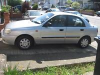 2001 Daewoo Lanos SE Silver - 5 Door- Manual - 35K Mileage - Excellent Condition