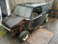 Mini van spares or repair
