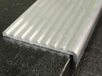 aluminium lipped tread - stair nosing - NORTHERN IRELAND