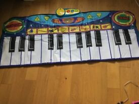 Kids Piano Mat from John Lewis