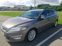 Ford Mondeo zetec business edn tdci 1owner full service history £30tax.sat nav