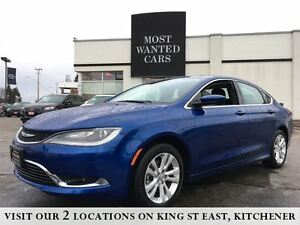 2016 Chrysler 200 Limited | BLUETOOTH | NO ACCIDENTS