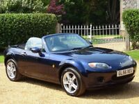 Mazda MX-5 1.8 2dr A LOVELY LOW MILEAGE EXAMPLE