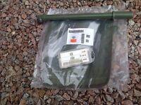 Military Harley Davidson Tool bag and Pump