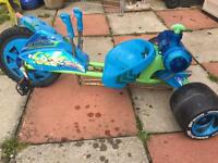 Huffy green machine h2o. REDUCED FOR QUICK SALE