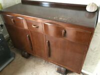 Antique sideboard - lovely furniture piece