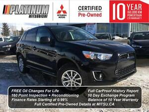 2014 Mitsubishi RVR SE 5-Speed | Financing starting at 0.9%