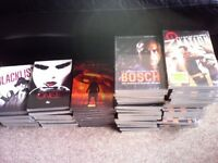 JOBLOT DVD BOX SETS NEW