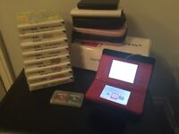 NINTENDO DSi BUNDLE console/games/storage