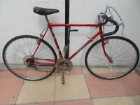 MENS BIKE--VINTAGE VICEROY ROAD/RACING BIKE