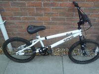 Boys Girls Spike Oliie BMX Bike Bicycle
