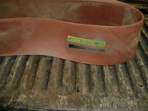 NEW OLD STOCK JOHN DEERE ENDLESS BELT GREAT TO USE WITH HIT MISS ENGINES