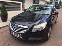 Vauxhall Insignia PCO/UBER Ready 2011 Black Diesel Perfect Condition!