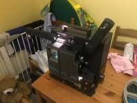 Bell & Howell 1658 16mm Film Projector