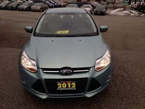 2012 Ford Focus SE| POWER LOCKS/WINDOWS| A/C| 10,027KMS Cambridge Kitchener Area image 10