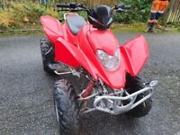Quad bike 125cc