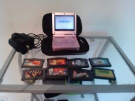 Gameboy colour and game boy advance