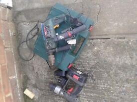 bosch 2 speed hammer drill battery drills
