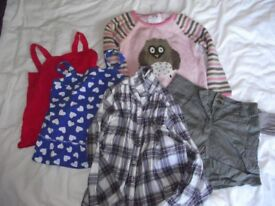 Bundle of girls clothes age 6-7 years *excellent condition*