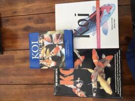 Koi books