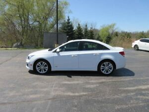 2016 CHEV CRUZE 2LT RS FWD