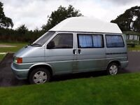 VW T4 High Top Camper Van