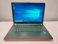 "HP 15.6"" Windows 10 Laptop Intel Pentium N3710 Quad Core 4GB RAM, 240GB SSD"