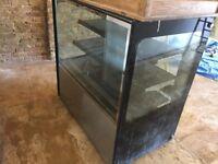 Polar Refrigerator Deli Showcase