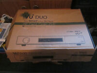 Vu Duo Plus Satellite Receiver Recorder