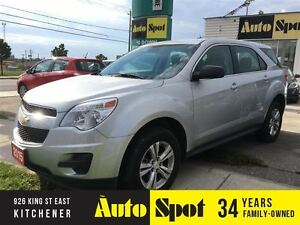 2015 Chevrolet Equinox LS/MASSIVE CLEAROUT EVENT/PRICED FOR AN I