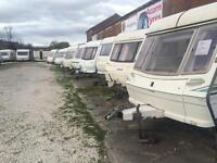 CASTLEFORD CARAVANS OPEN BANK HOLIDAY MONDAY DISCOUNT DAY DONT MISS OUT !!!