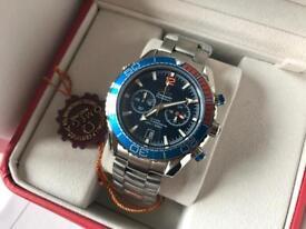 Swiss SeaMaster Chronograph Watch