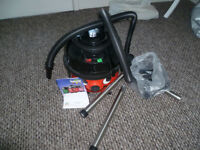 Henry vaccum cleaner
