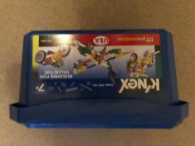 Knex building fun value tub