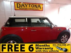 Mini Cooper 3Dr Hatch 2009 Red Metallic Full Service History